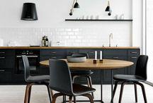 Küche // Kitchen / Küchen Inspiration