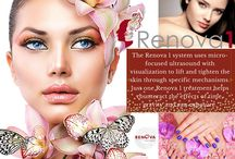 Renova house of beauty / Renova 1 focused Ultrasound Facelift, Manicures, Pedicures, Lashes, Slimming Treatments, Massage, Waxing, Nail Systems.