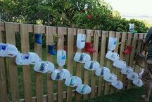 Recycled Material Outdoors