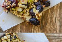 Recipes - Protein Bars