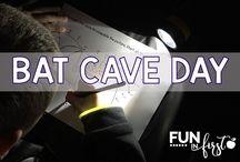 Bat Cave Classroom Transformation