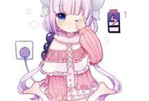Anime boys/girls :3