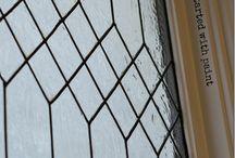 Leaded window