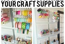 how to organize craft