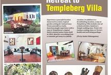 Templeberg Villa News