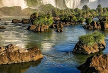 SOUTH AMERICA • Best Places To See