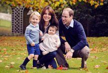 William & Kate's Beautiful Family