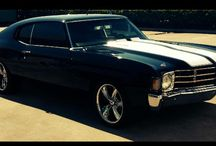 1972 Chevelle / FOR SALE!!! / by Ashlee Culverhouse