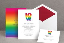 Same Sex Wedding Inspiration / Love wins!  Everlasting Elopements is happy to alleviate any fears that we discriminate against same-sex couples. Love is love and we are honored to celebrate yours with you! Check out our website for more information on our ceremonies and packages!