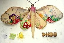 Insects / by Mirja Marshall
