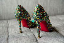 Shoes She Rocks for Her Gay Wedding / Shoes for her BIG Day