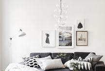 scandinavian home style ❤