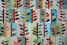 Quilts-applique