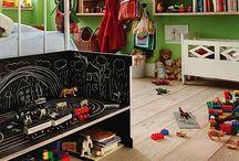Montessori inšpirácie - tabuľa