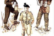 WWII British Army