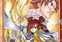 Couvertures tomes Fairy Tail