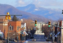My Home in the Smokies., Waynesville, NC / There's no place like home.