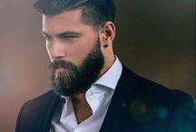 Hair & Beard / Inspiration Styles