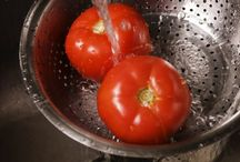 Odstranění pesticidů z ovoce