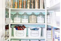 organizing: pantry