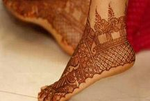 Brides Mahendi / For brides...