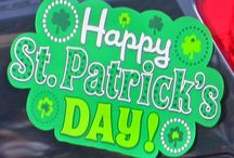 St. Patrick's Day / I'm Scotch-Irish by heritage, so St. Paddy's Day is always fun to me.