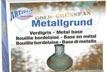 metoda kov - oxidace - rezavění / zdobení