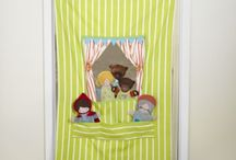 doorway puppet theatres / by carey bohannan