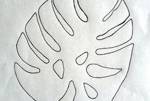 Liście - leaf's