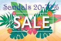Summer Sandal Sale 2017!