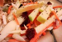 Salads / by Gayla Gayle