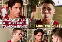 Funny teen wolf❤️