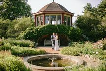 Garden Weddings / Garden Weddings in New England / by Lisa Rigby