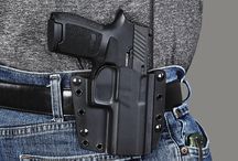 Galco's Inside the Waistband (IWB) / Tuckable Holsters / Inside the waistband gun holsters, or IWBs, are a popular mode of concealed carry because they offer comfort and easy access to your firearm. Galco Gunleather offers inside the waistband holsters with all the features you're looking for: premium materials, reinforced mouths, offset belt loops for better stability and a smoother profile -- all these attributes and more make our IWB gun holsters a great choice no matter which model you choose.