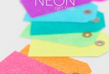 Eco-chic Neon Love
