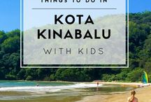 Exploring Malaysia with kids