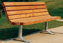 Design - lavičky