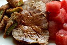 Pork Recipes for Dinner / The best recipes for roasting, grilling, and baking pork perfect for dinner.  / by Tasting Table