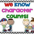 Character Traits / by Becky Pallone