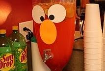 Birthday:  Elmo / by Donna Coy