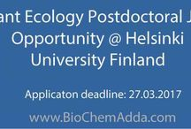 Jobs in Finland / Jobs from the field of Biotechnology, Biology, Molecular Biology, Microbiology, Life Sciences, Chemical Engineering, Biochemical Engineering, Pharmaceutical Sciences and Chemistry in the Finland.