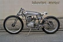 Tracker Motorcycles / by bikerMetric
