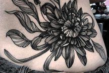 kukka tatuainen