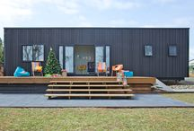 Container home/bach ideas