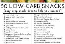 50 low carb snacks