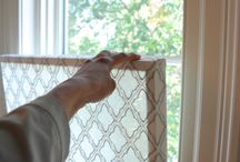 Window Treatments | Home Decorating / This board includes ideas and tutorials for window treatments diy, window treatments living room, window treatments kitchen, window treatments with blinds, window treatments with curtain, modern window treatments, farmhouse window treatments, and other window treatments ideas.