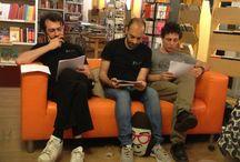 Salone del libro Torino 2015 / Ricordi ed eventi del salone 2015 / by Simona Scravaglieri