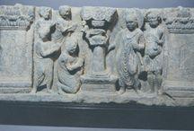 Gandhara The First Sermon - Triratna / The First Sermon Gandhara - Triratna