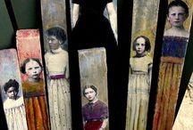 Art / Paintings, sculptures, art items