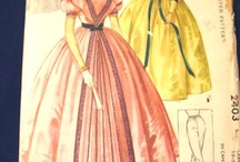 Vintage Sewing Patterns / Sydney's Vintage Clothing offers a collection of vintage sewing patterns, dresses, coats, suits etc.  You will find Simplicity, Vogue, Butterick and McCall's from the 50's through the 80's. / by Sydney's Vintage Clothing